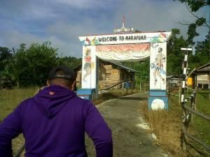 Selamat Datang di Kampung Marafuar